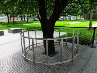 Monumento conmemorativo a las víctimas del 11-S en Nueva York - Survivor Tree