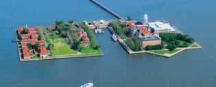Ellis Island en Nueva York
