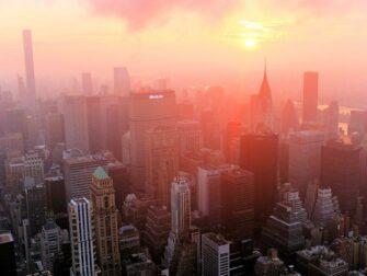 Tickets para el Empire State Building - Amanecer en el East River