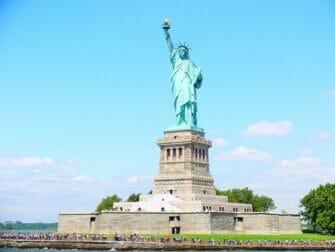 New York Pass Statue of Liberty 1