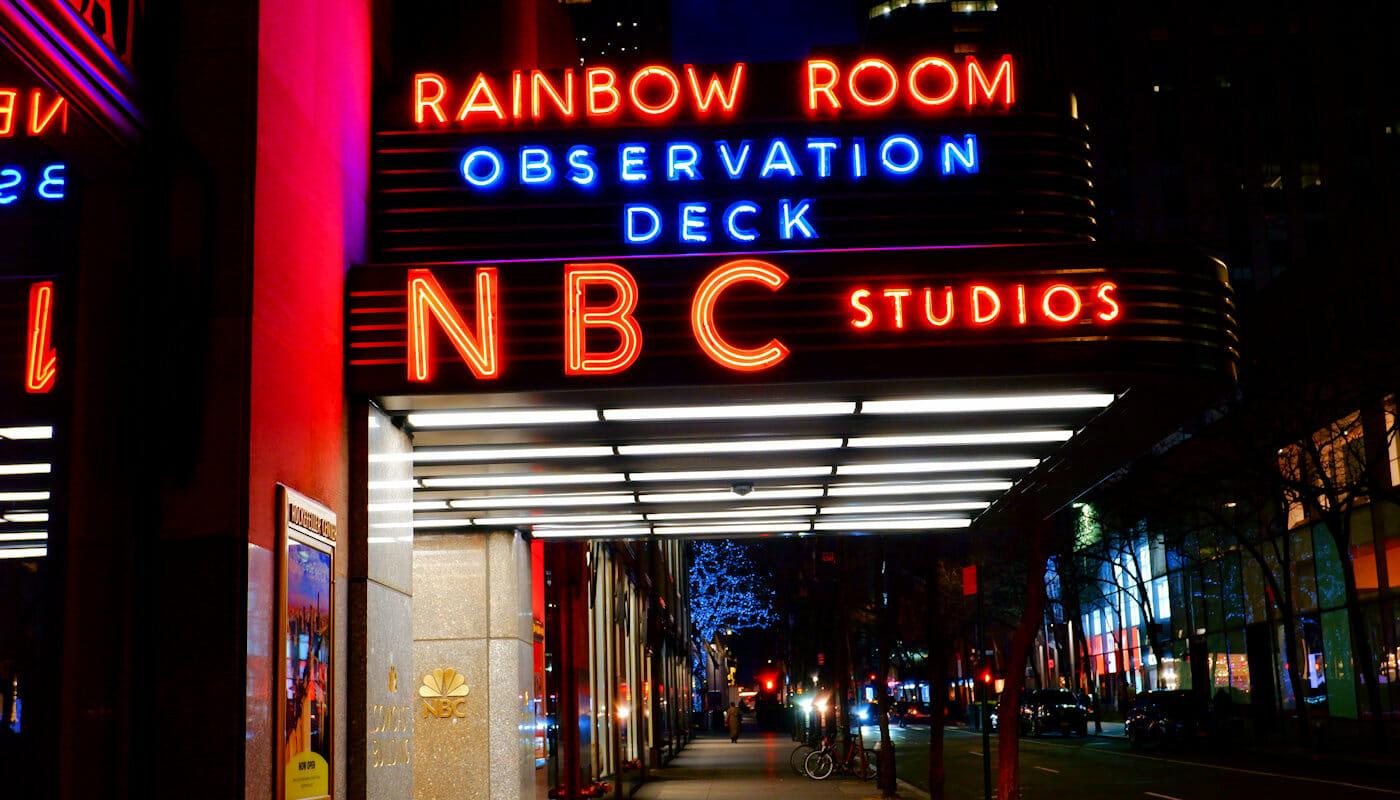 Rockefeller Center en Nueva York - NBC