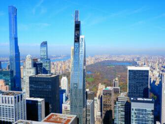 Rockefeller Center en Nueva York - Top of the Rock