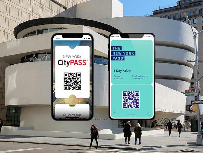 Diferencias entre el New York CityPASS y el New York Pass