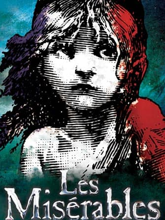 Les Misérables en Nueva York - póster