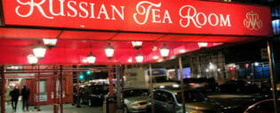 Russian Tea Room en Nueva York