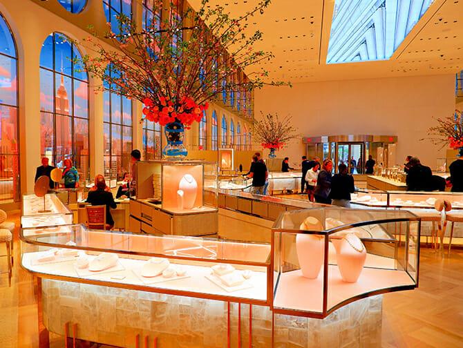 Comprar en Fifth Avenue - Tiffany's