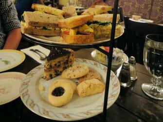 Alices Tea Cup en Nueva York - High Tea