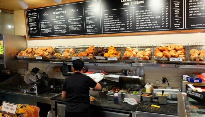 Los mejores bagels de Nueva York - Pick A Bagel