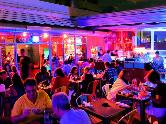 La mejor comida mexicana de Nueva York - Restaurante Cantina Rooftop