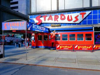 Desayunar en Nueva York - Ellens Stardust
