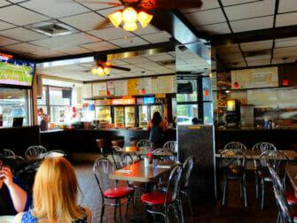 Desayunar en Nueva York - Interior de Hector's