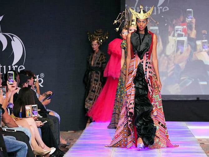 Couture Fashion Week en NYC - Laureluxe