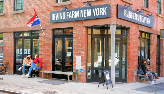 Los mejores bagels de Nueva York - Irving Farm