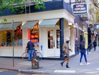 Little Cupcake Bakeshopen en Nueva York