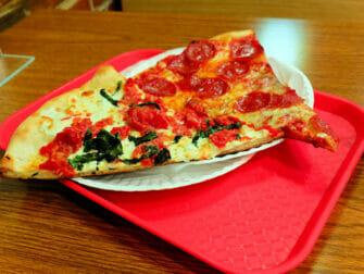 La mejor pizza de Nueva York - Pizza de NY Pizza Suprema