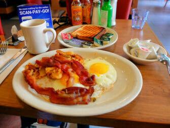 Desayunar en Nueva York - Desayuno en Westway Diner