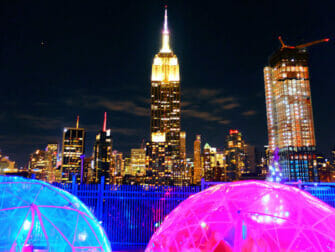 Rooftop Bar en NYC - 230 Fifth y Empire State