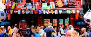 Los mejores bares para ver fútbol en Nueva York