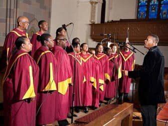 Gospel Tour en Harlem Nueva York - coro góspel