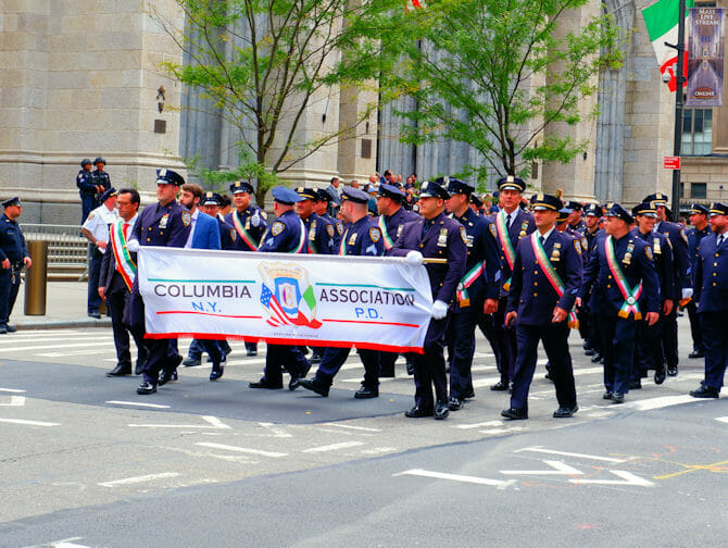 Columbus Day en Nueva York - Columbia Association