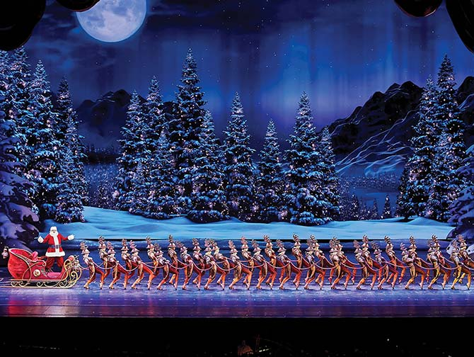 Tickets para Radio City Christmas Spectacular - Santa Claus