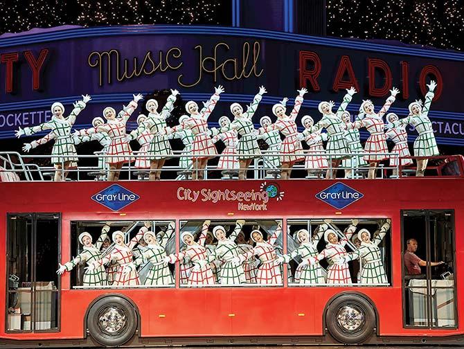 Espectáculos navideños en Nueva York - Radio City Christmas Spectacular