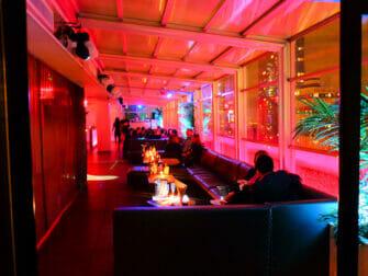 Rooftop Bar en NYC - Skyroom