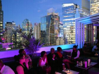 Rooftop Bar en NYC - Skyroom View
