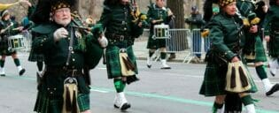 St Patrick's Day en Nueva York