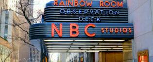 NBC estudios en Nueva York