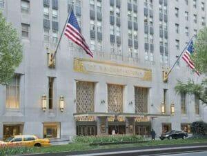 Waldorf Astoria en Nueva York