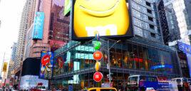 M&M's Store en Times Square