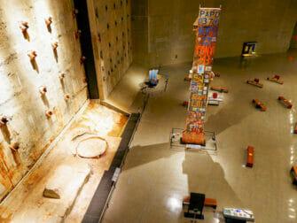 Museo del 11-S en Nueva York - Interior