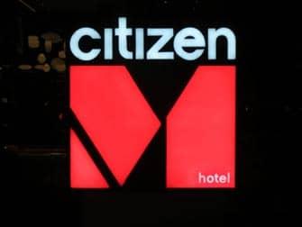 citizenM Hotel en NYC - logo