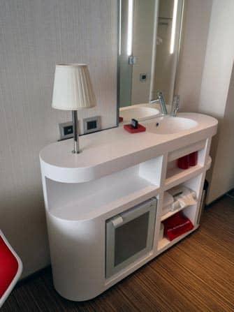 citizenM Hotel en NYC- habitación