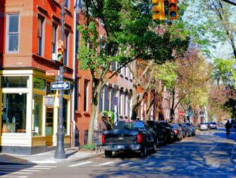 Greenwich Village en NYC - Taxi