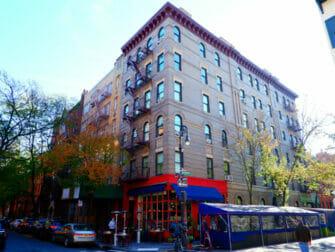 Greenwich Village en NYC - Grove y Bedford