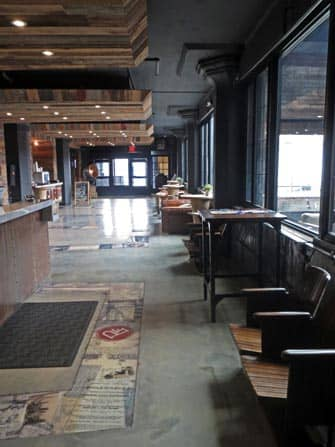 The Paper Factory Hotel en NYC - Lounge