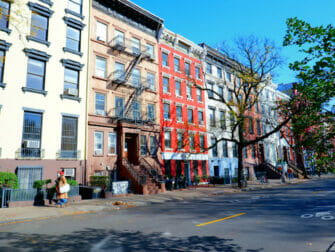East Village in NYC - calles