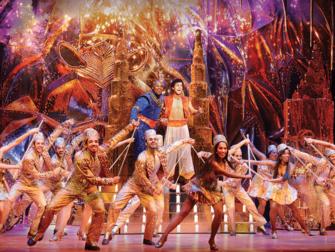 Tickets para Aladdin en Broadway - El Genio y Aladdin