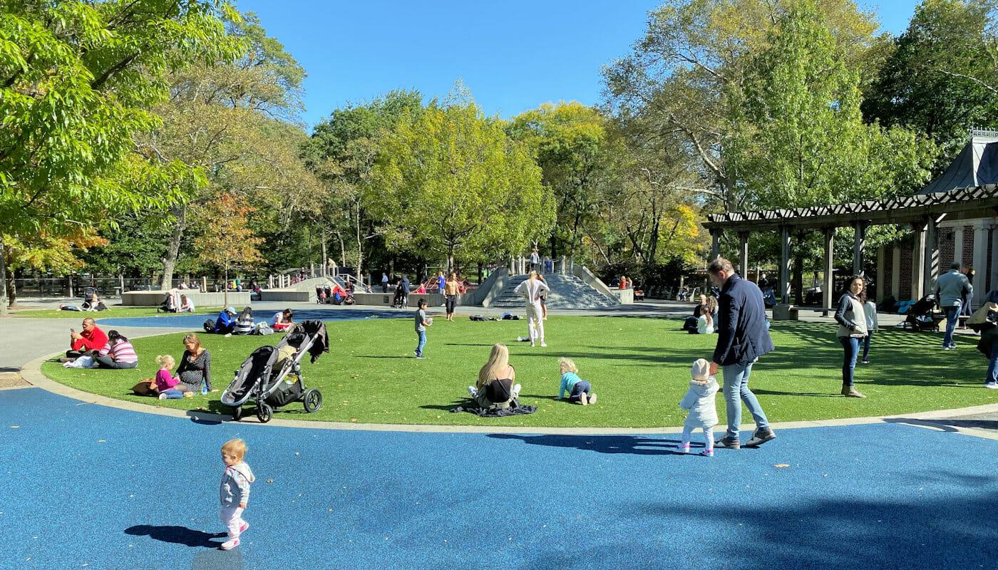 Parques en NYC - Central Park