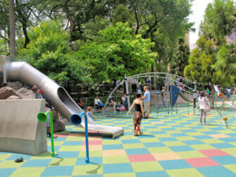 Parques en NYC - Union Square Playground