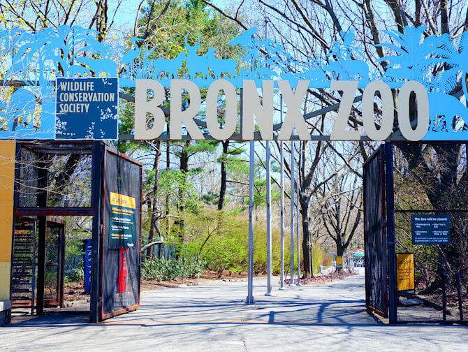 Bronx Zoo en Nueva York