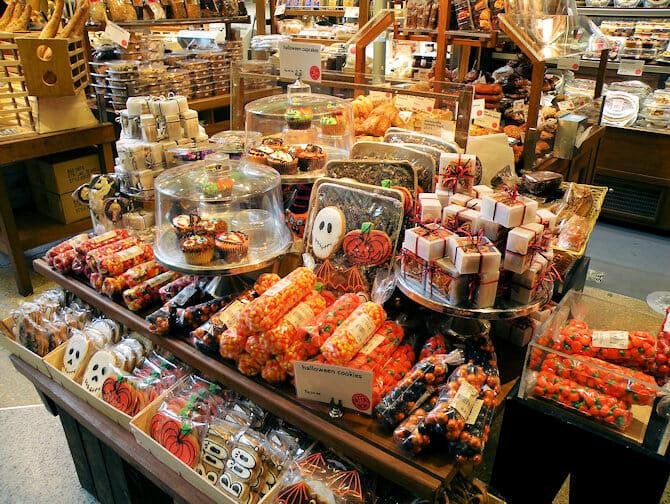 Halloween en Nueva York - dulces