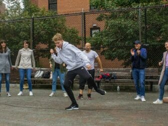 Hip Hop Tours en Nueva York - Breakdance