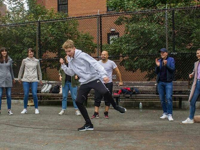 Hip Hop Tours en Nueva York - Breakdance