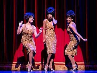 Motown el musical en Broadway Nueva York