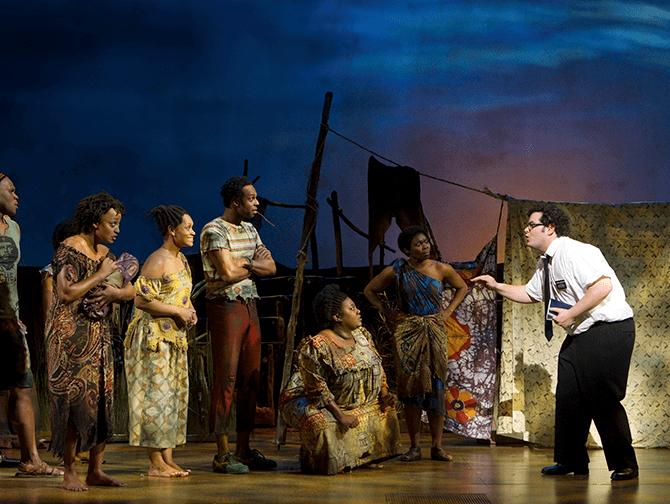 Tickets para The Book of Mormon en Broadway - En Uganda