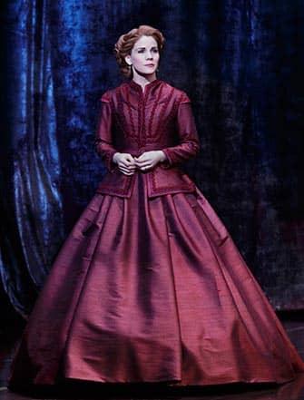 The King and I en Broadway - Kelli O'Hara