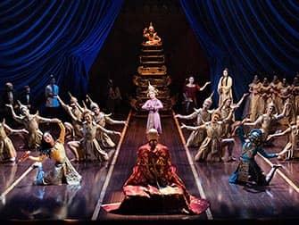 The King and I en Broadway - El musical